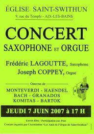 Aix les Bains 2007