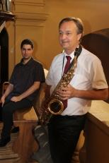 Frédéric Lagoutte et Emmanuel Culcasi